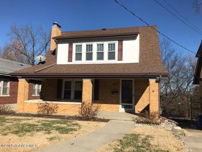 Jefferson City Single Family Home For Sale: 1109 Lee Street