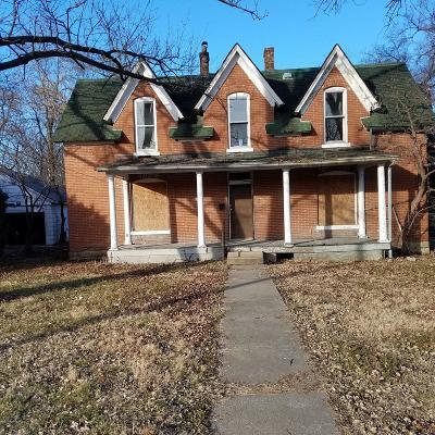 Fulton Multi Family Home For Sale: 215 E 2nd Street