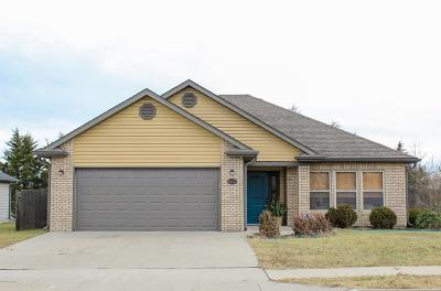 Columbia Single Family Home Active With Contingency: 5400 Gemstone Way