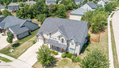 Columbia Single Family Home For Sale: 2611 Belfair Court