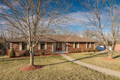 Jefferson City Single Family Home Active With Contingency: 3624 Willow Brook Drive