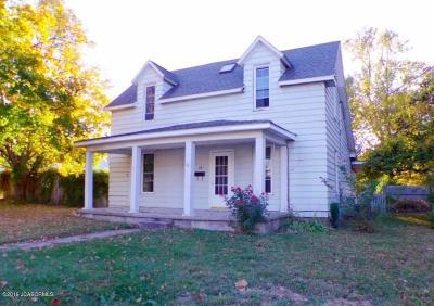 Fulton Single Family Home For Sale: 903 Vine Street