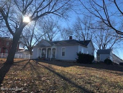 Single Family Home For Sale: 203 N Marshall Street