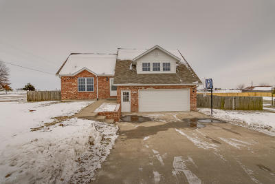 New Bloomfield MO Single Family Home For Sale: $139,000