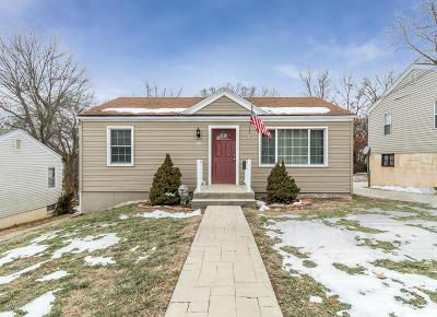 Jefferson City MO Single Family Home For Sale: $118,000