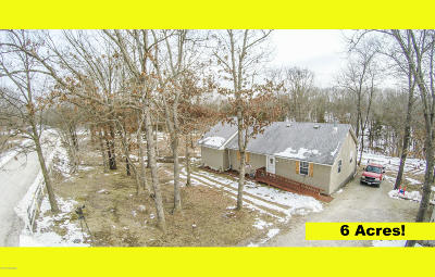 Fulton Single Family Home For Sale: 4824 County Road 421