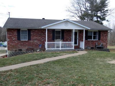 Jefferson City Single Family Home For Sale: 209 Riverview Drive