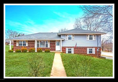 Jefferson City Single Family Home For Sale: 809 Geneva Street