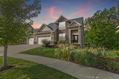 Single Family Home For Sale: 1705 Madison Park Court