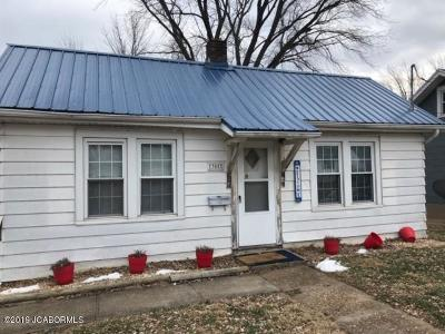 Jefferson City Single Family Home For Sale: 308 Pierce Street