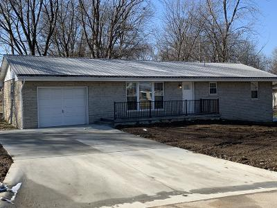 Single Family Home Active With Contingency: 207 S Mill Street