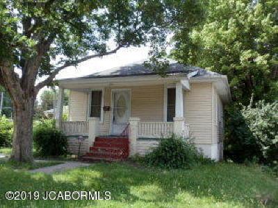 Jefferson City Single Family Home For Sale: 1222 E Capitol Avenue