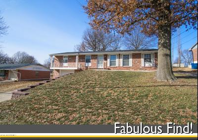 Jefferson City Single Family Home For Sale: 207 Belair Drive