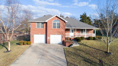 Single Family Home For Sale: 812 Rock Hill Court