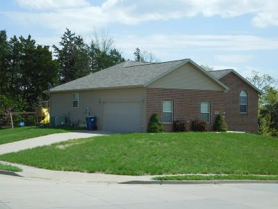Single Family Home For Sale: 2051 Hampshire Drive
