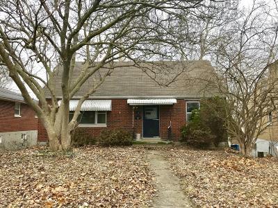 Jefferson City Single Family Home For Sale: 115 Riverside Drive