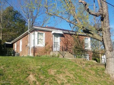 Jefferson City Single Family Home For Sale: 413 Union Street