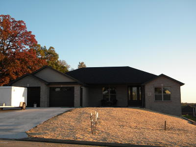 Single Family Home For Sale: 1217 Pleasant Valley Dr