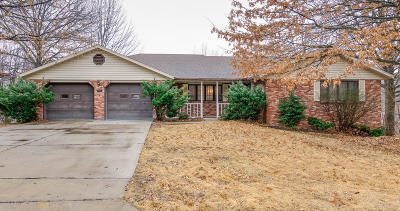 Jefferson City Single Family Home For Sale: 804 Shawn Drive
