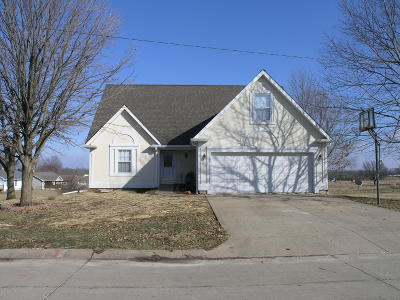 Fulton Single Family Home For Sale: 1604 Kingswood Drive