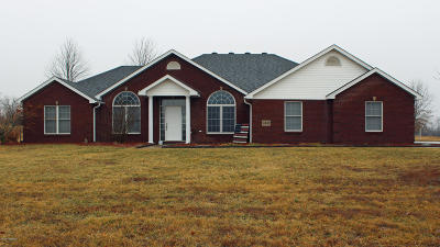 Single Family Home For Sale: 13820 Redfield Drive