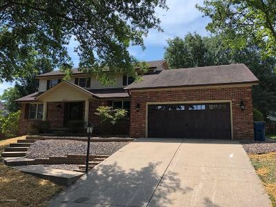Single Family Home For Sale: 2205 Ryans Road