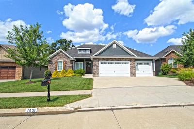 Single Family Home For Sale: 1931 Devonshire Drive