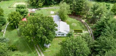 Ashland Single Family Home For Sale: 6320 E Lloyd Hudson Road