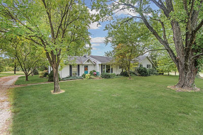 Jefferson City Single Family Home For Sale: 1801 Centenial Road