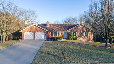 Single Family Home For Sale: 2616 Jennifer Drive