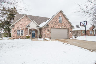 Ashland Single Family Home For Sale: 205 Red Tail Drive