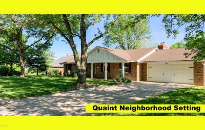 Jefferson City Single Family Home For Sale: 1310 Vista Tierra
