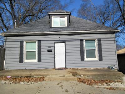 Jefferson City Single Family Home For Sale: 316 Locust Street