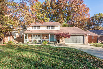 Jefferson City Single Family Home Active With Contingency: 122 Riverwood Drive