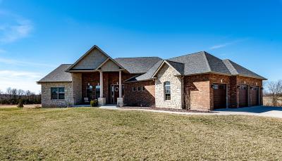 Ashland Single Family Home For Sale: 3945 E Biggs Road