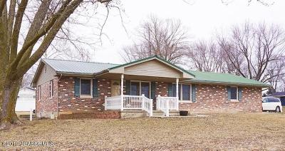 Single Family Home For Sale: 29484 N Plaza Road