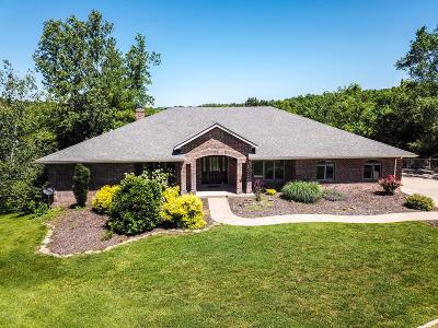 Single Family Home For Sale: 929 Jones Lane