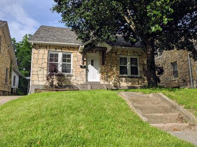 Jefferson City MO Single Family Home For Sale: $82,500