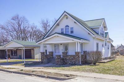 California Single Family Home For Sale: 409 Railroad Avenue