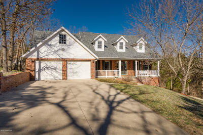 Jefferson City Single Family Home Active With Contingency: 2111 Legend Court
