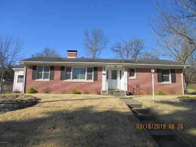 Single Family Home For Sale: 1306 Major Drive