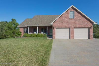 Holts Summit Single Family Home For Sale: 1190 Choctaw Ridge Drive