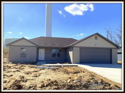 Fulton Single Family Home For Sale: 1109 Addalynn