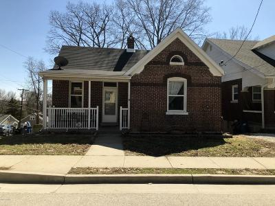 Jefferson City MO Single Family Home For Sale: $94,900