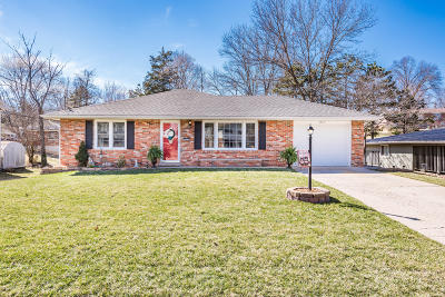 Jefferson City Single Family Home For Sale: 213 Binder Drive
