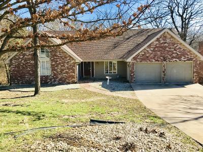 Jefferson City MO Single Family Home For Sale: $169,900