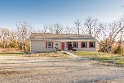 Fulton MO Single Family Home For Sale: $289,900