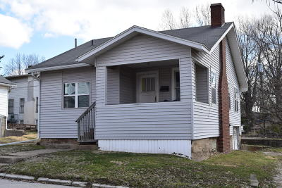 Single Family Home For Sale: 506 Jack Marshall Avenue
