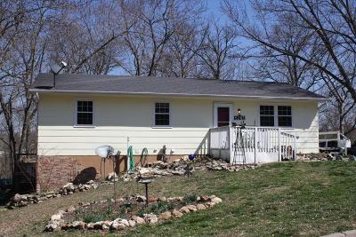 Jefferson City Single Family Home For Sale: 5283 Veil Of Tears Drive