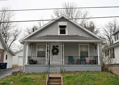 Jefferson City Single Family Home For Sale: 406 Vetter Lane